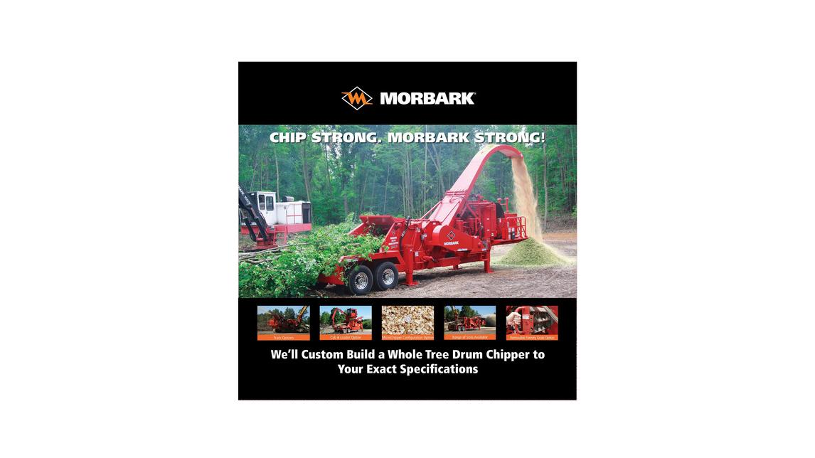 Logo Morbark Wood Chippers