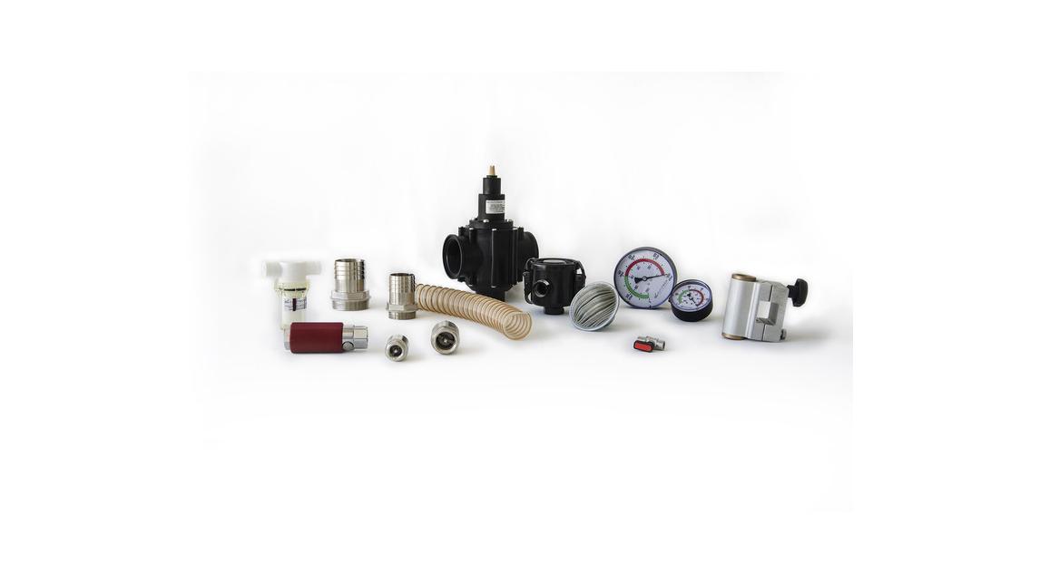 Logo Vacuum components