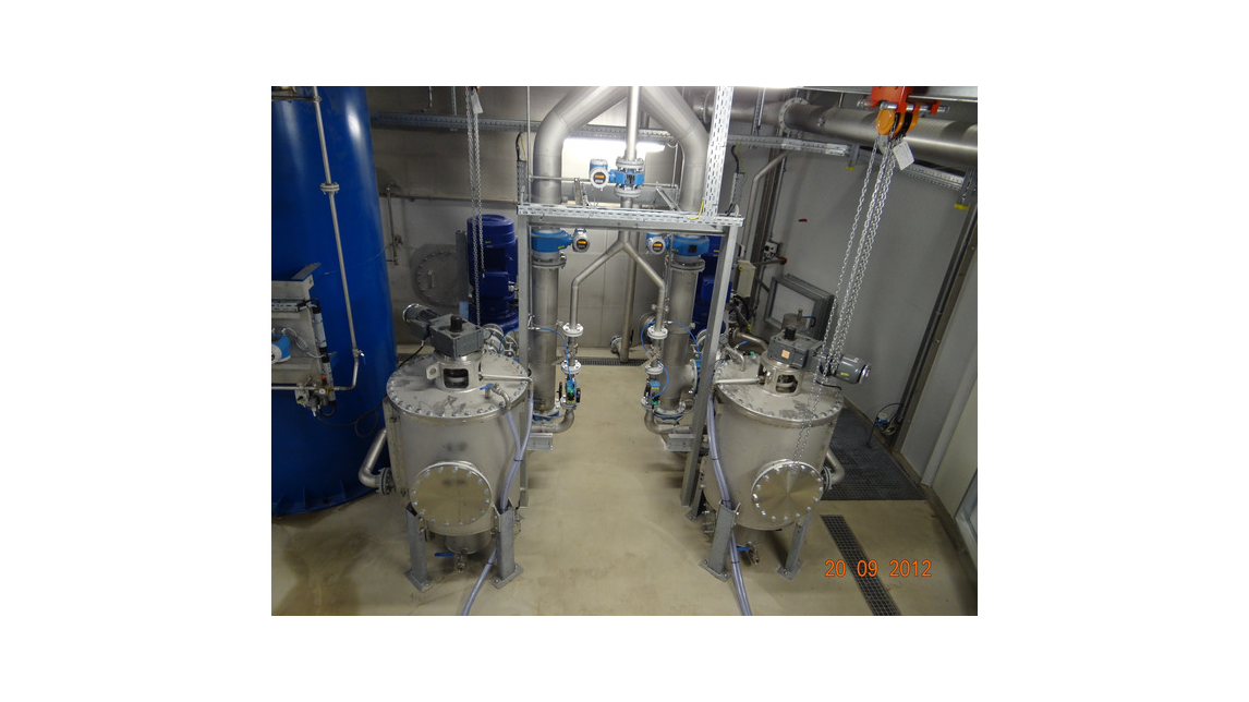 Logo Water treatment systems