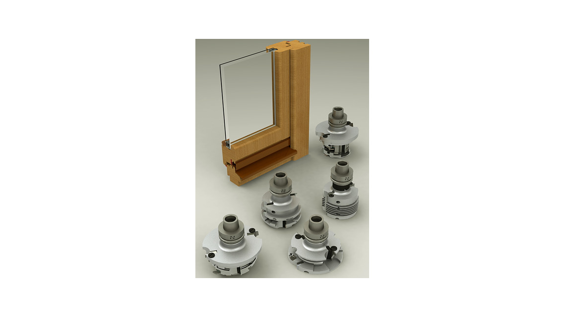 Logo TOOLS FOR WINDOW AND DOOR MANUFACTURING