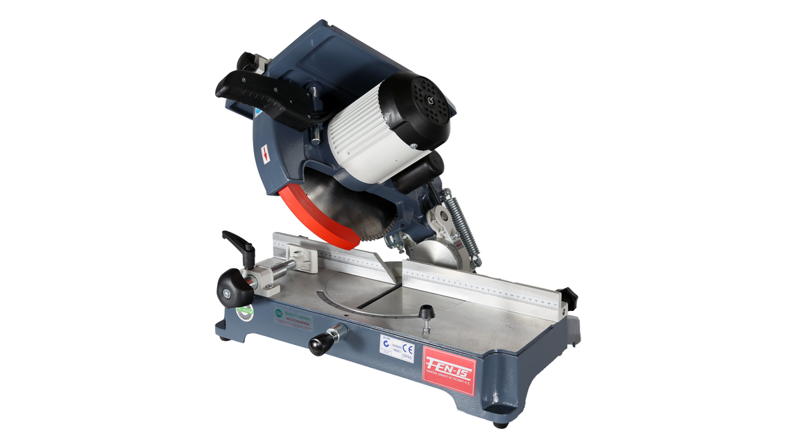 Logo FN320 Mitre Saw Machine (tilting head)