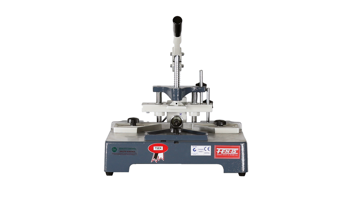 Logo FN600 Dovetail Machine (double bladed)