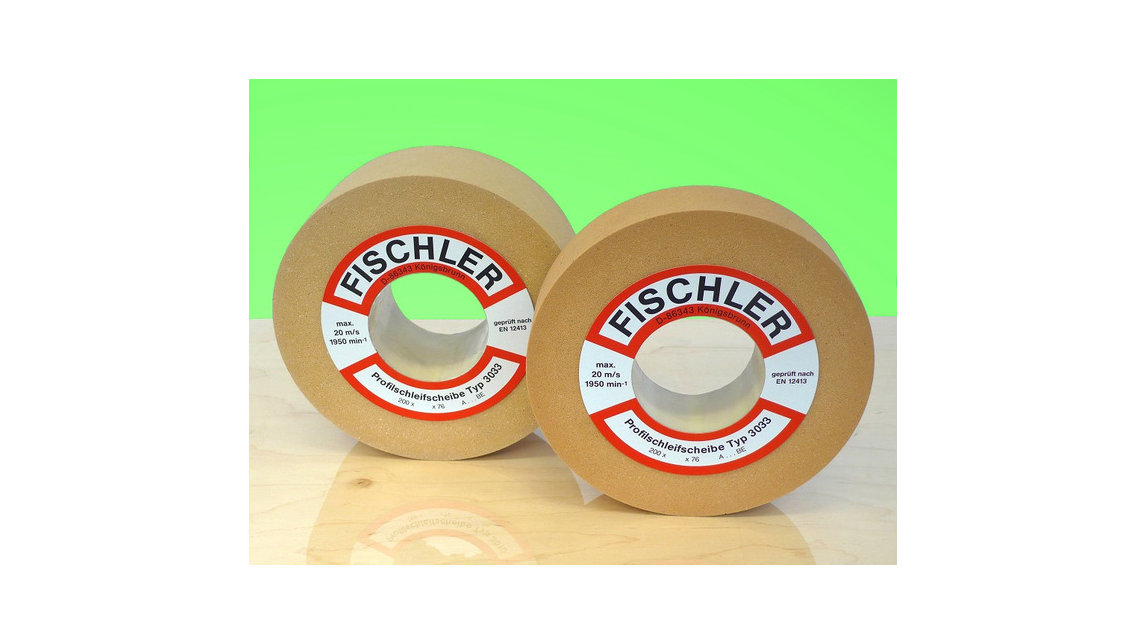Logo Profile sanding wheel 3033
