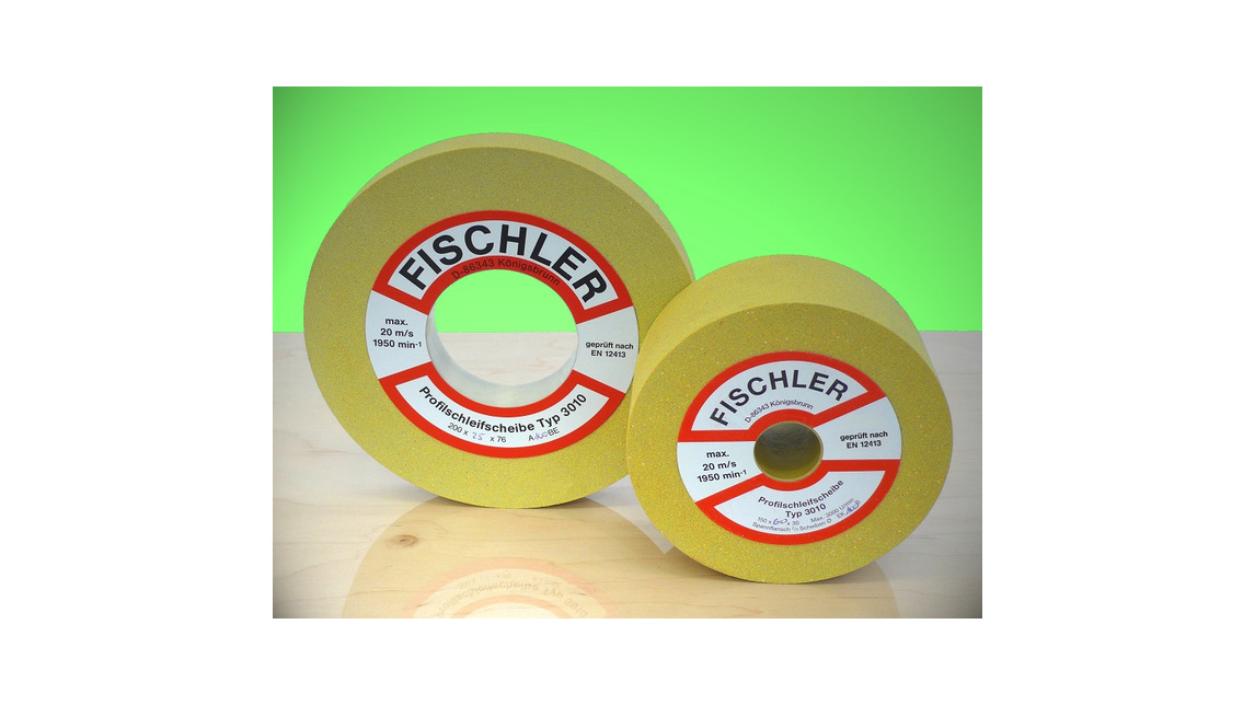 Logo Profile sanding wheel 3010