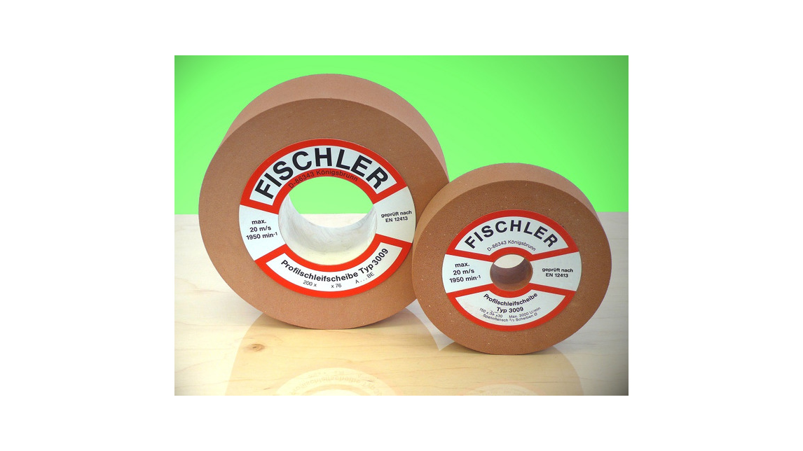 Logo Profile sanding wheel 3009