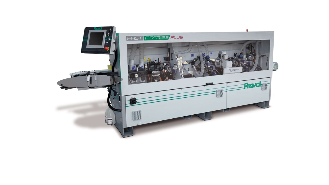 Logo Fast Plus Edgebanding Machine