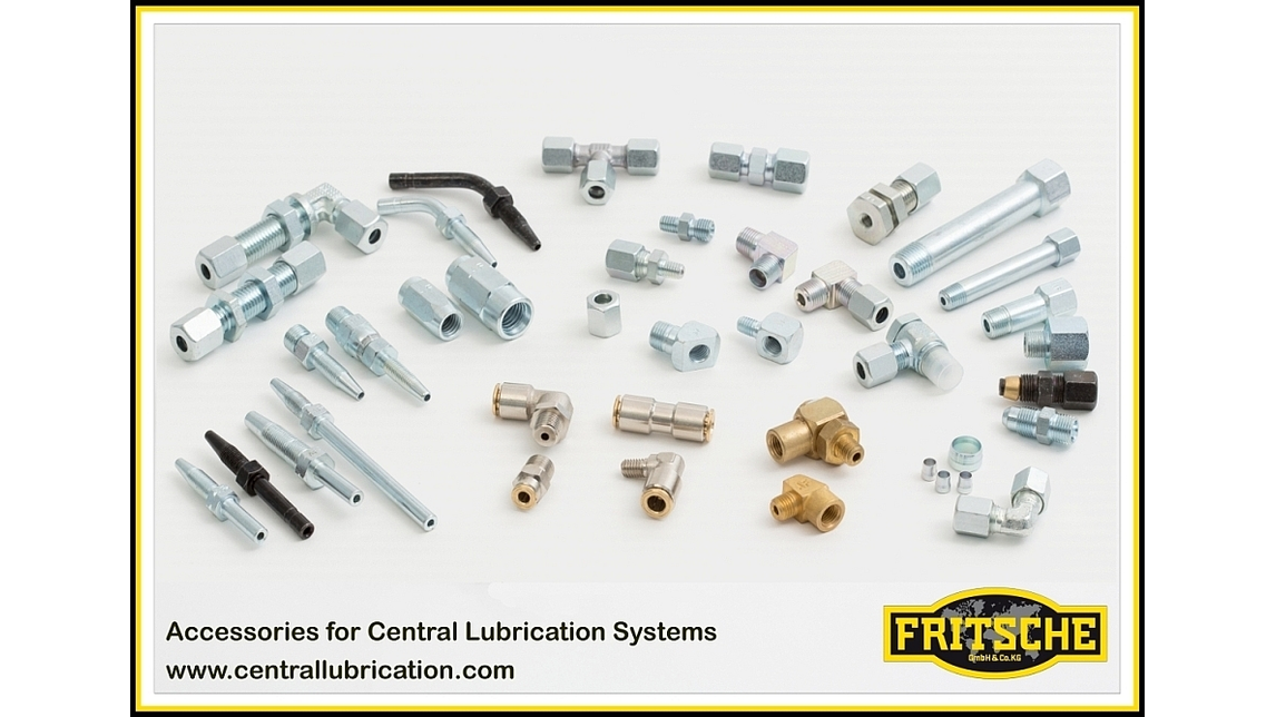 Logo Fittings for central lubrication