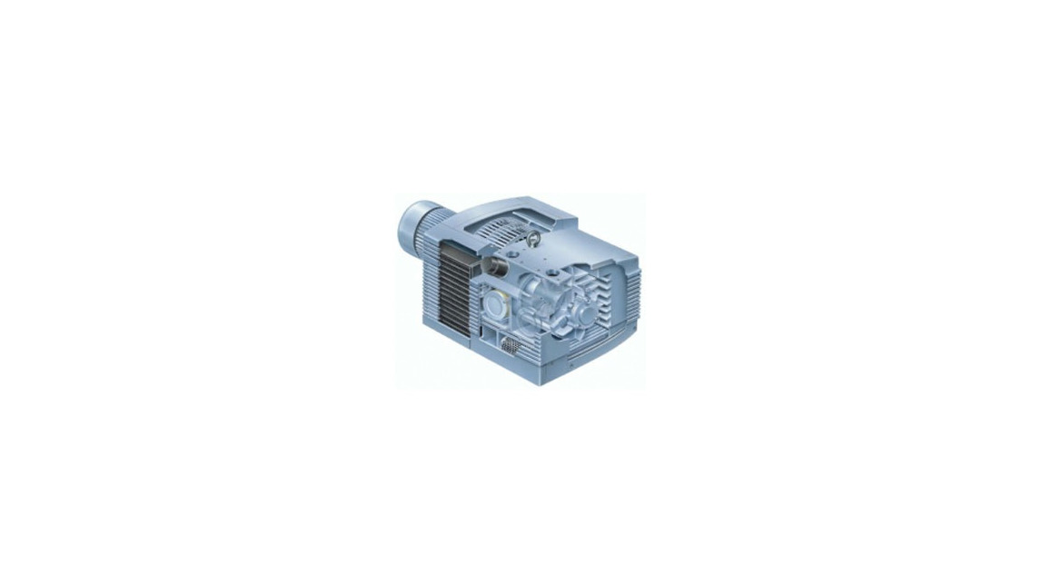 Logo Rotary vane vacuum pumps, oil-lubricated