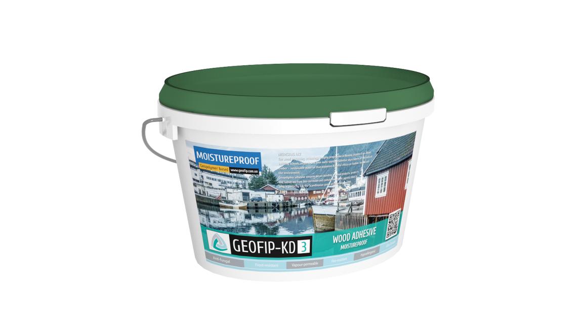 Logo GEOFIP-KD3 Schimmelvernichtungsleim