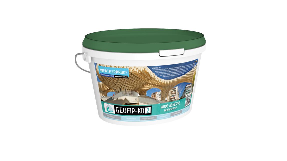 Logo GEOFIP-KD2 Weatherproof Wood Adhesive