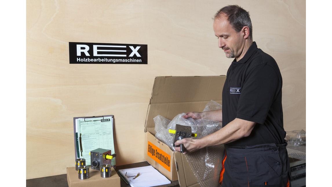 Logo Spare parts service, maintenance, repair
