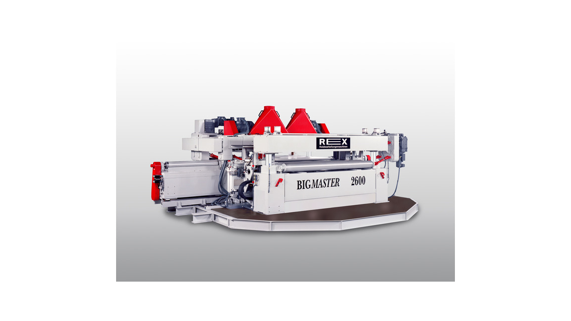 Logo Wide planing machines