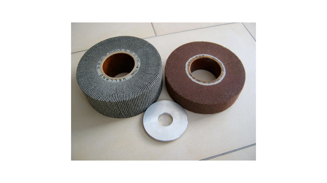 Logo Mixed sanding wheels