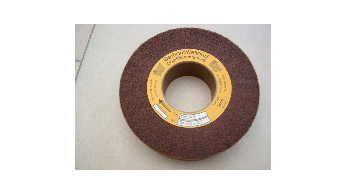 Logo Sanding wheels