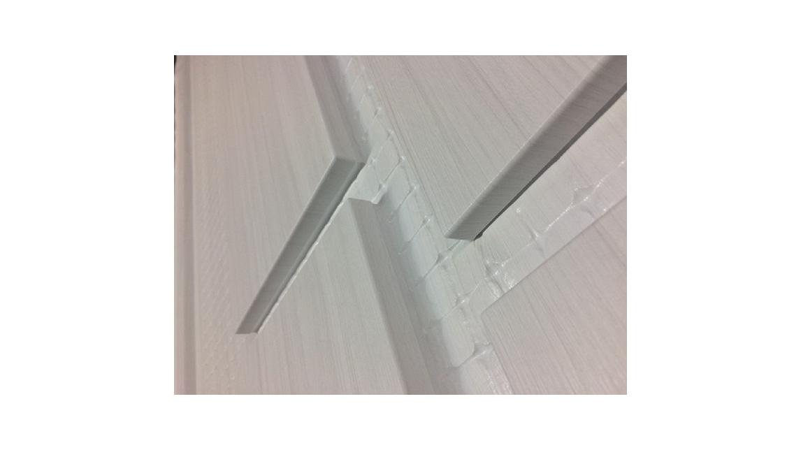Logo 3D Membranverpressung Möbelfronten