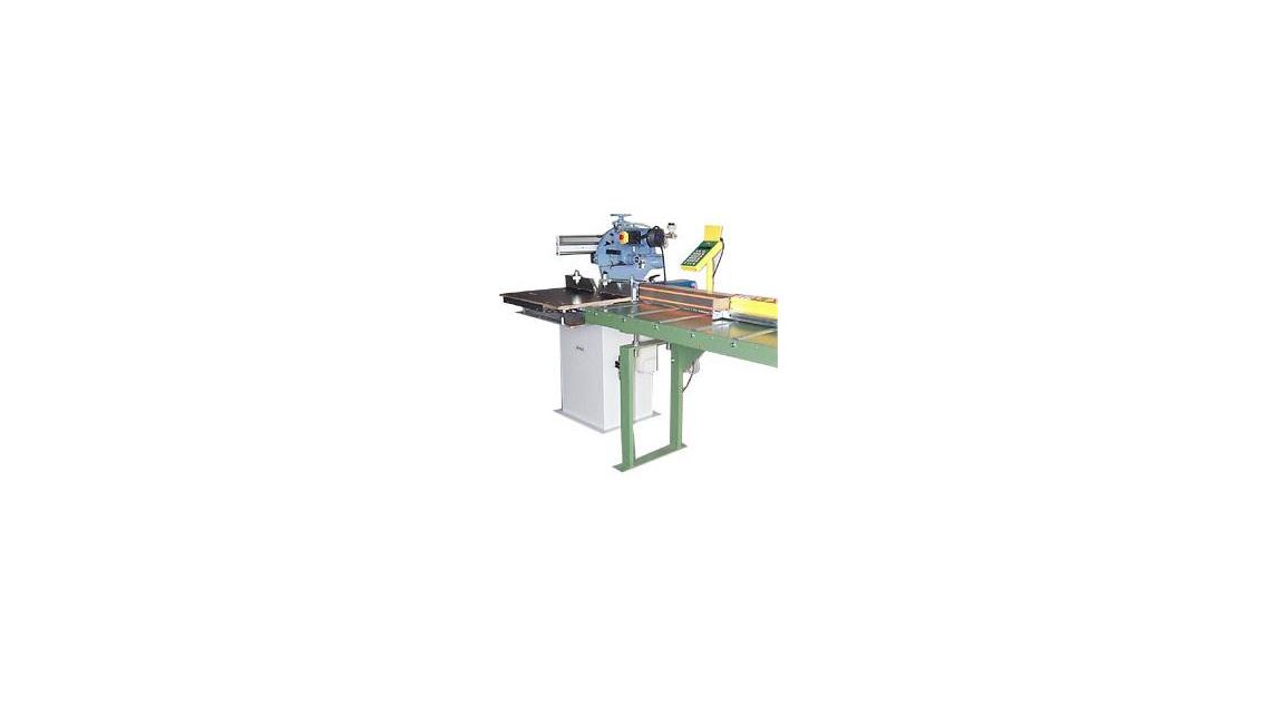 Logo Rollenbahnen und Längenanschläge für Holz - Aluminium - PVC