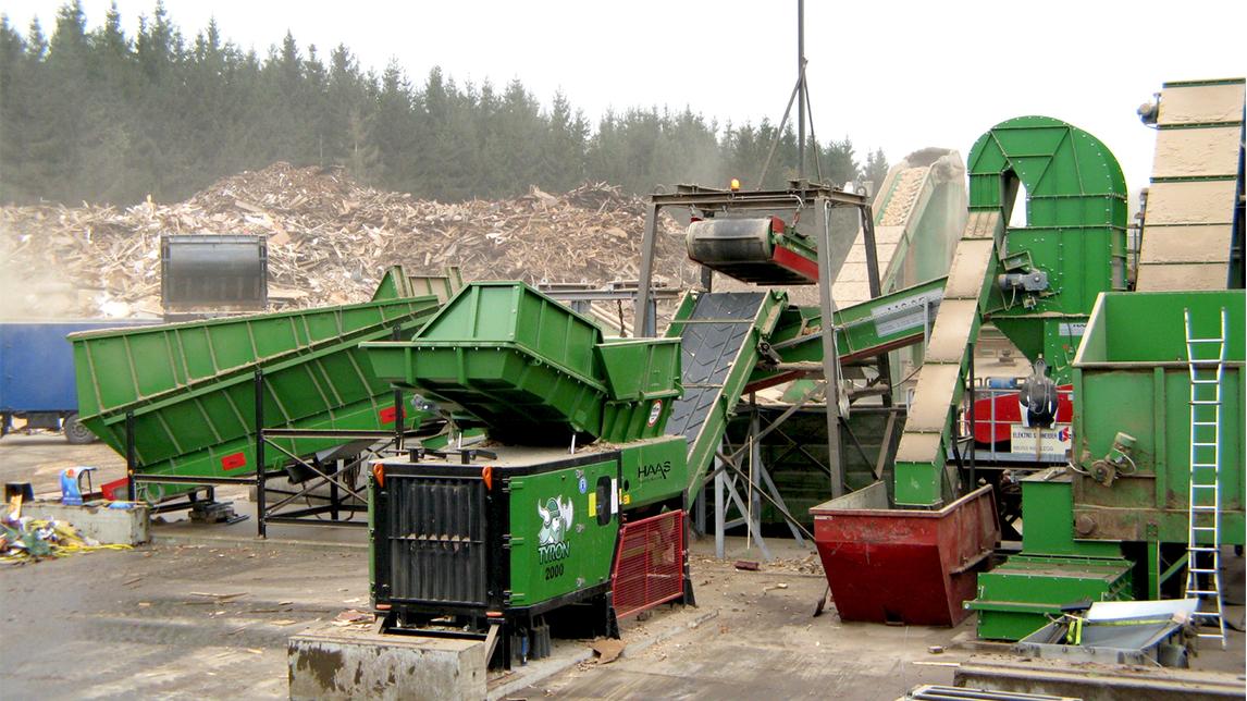 Logo Anlagenbau Altholzrecycling