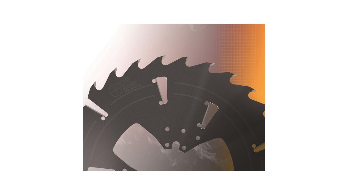 Logo HDS . BASIC CIRCULAR SAW BLADE