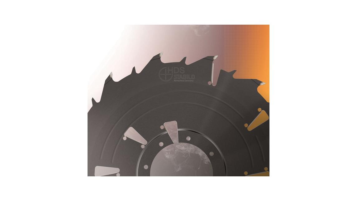 Logo HDS . STABILO CIRCULAR SAW BLADE