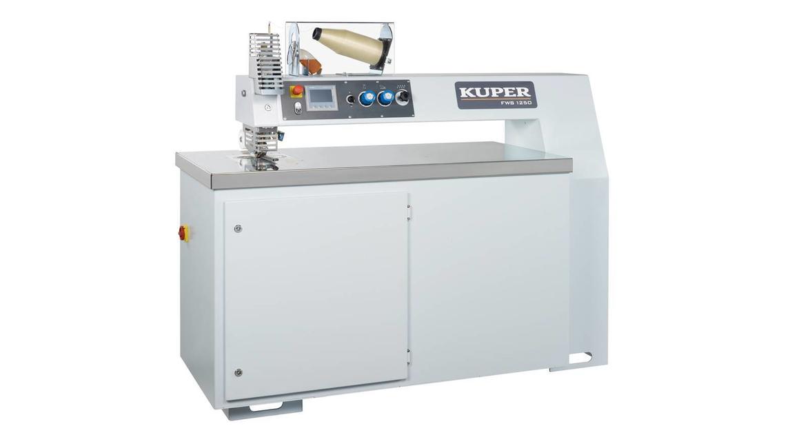 Logo KUPER FWS 1250