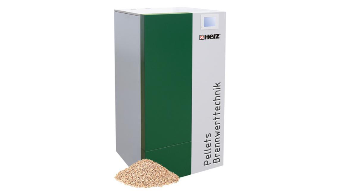 Logo Biomasseanlagen und Wärmepumpen