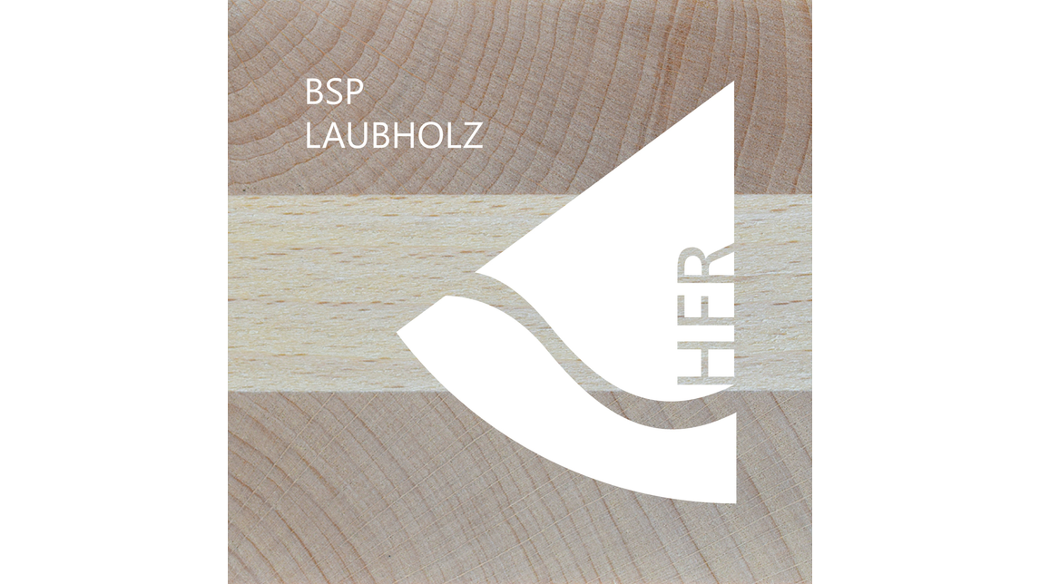 Logo Hardwood Cross Laminated Timber (CLT)