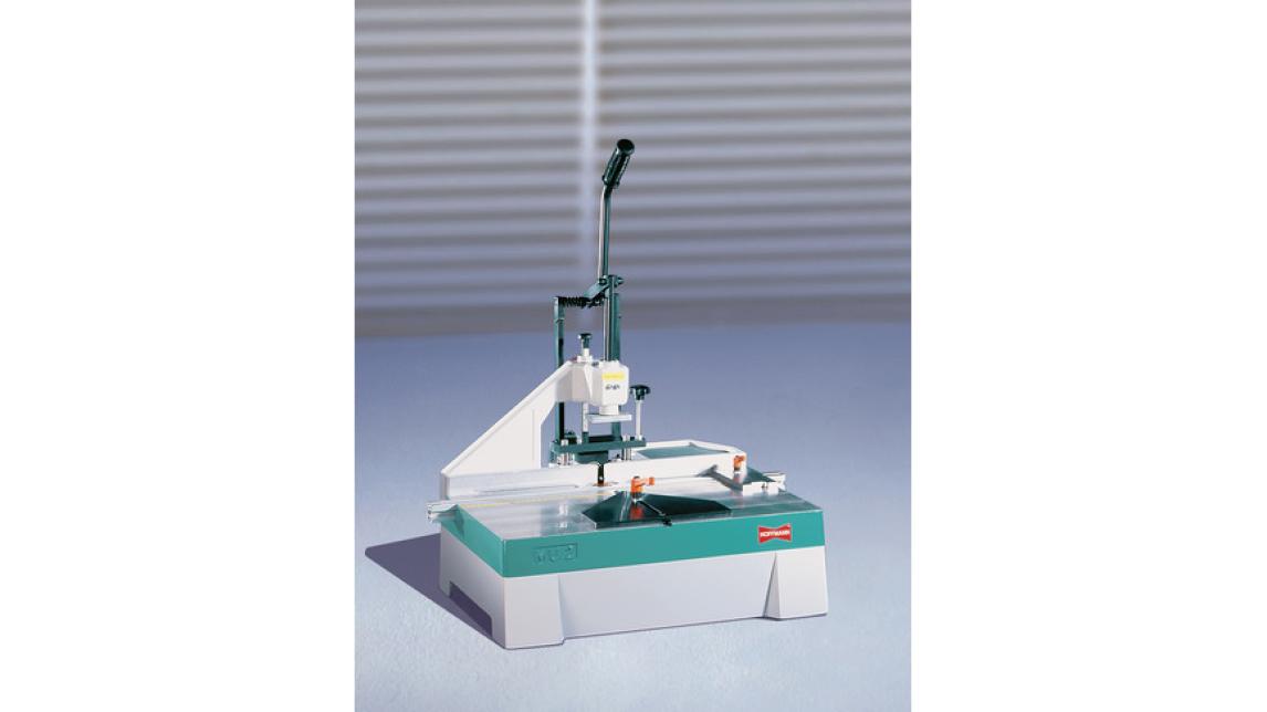 Logo Manual Dovetail Routing Machine MU-2
