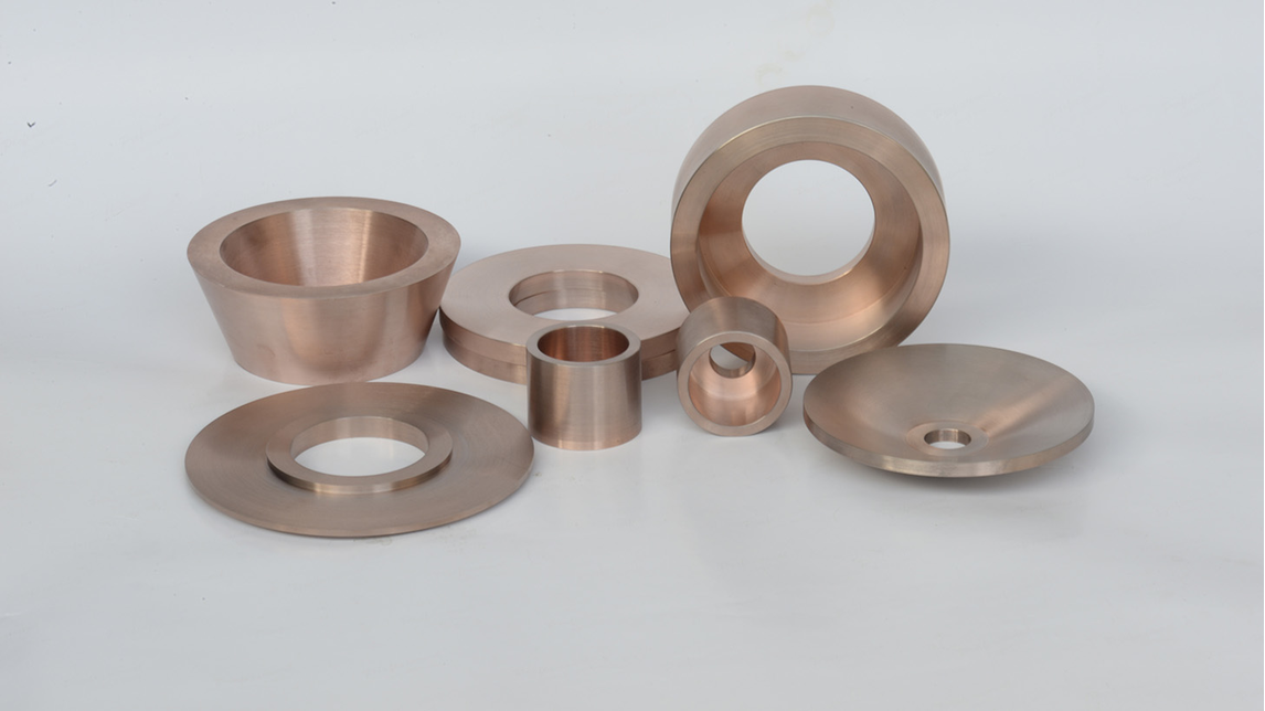 Logo PCD tips erosion disc copper wheel