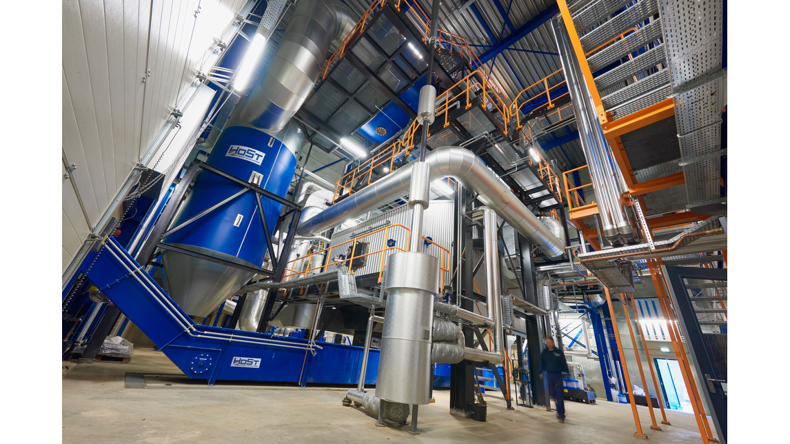 Logo Biomass and Waste-fired CHP Plants