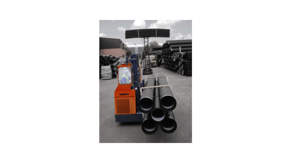 Logo Diesel-/Gas-Vierwege-Seitenstapler