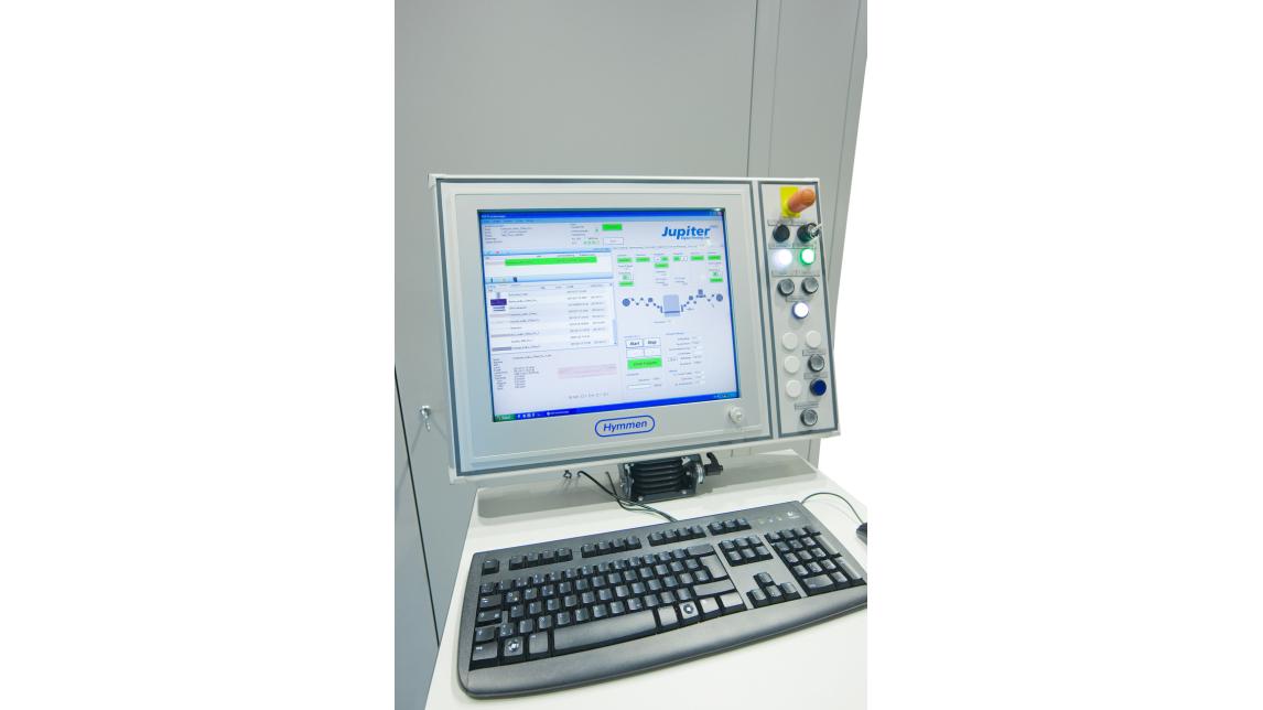 Logo Process Automation - HymmenTopControl