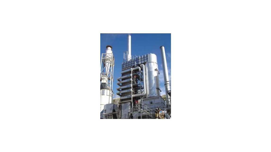 Logo Waste heat boilers