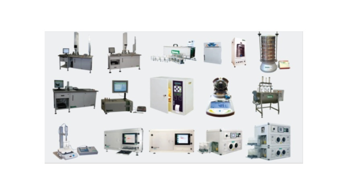 Logo LABORATORY EQUIPMENT