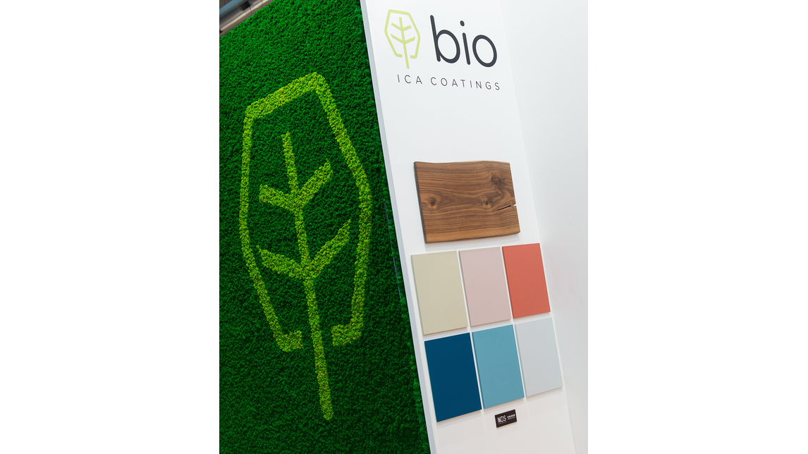 Logo BIO water-based coatings
