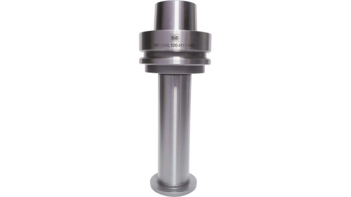 Logo Hydraulic mill holder arbor HSK 63 F