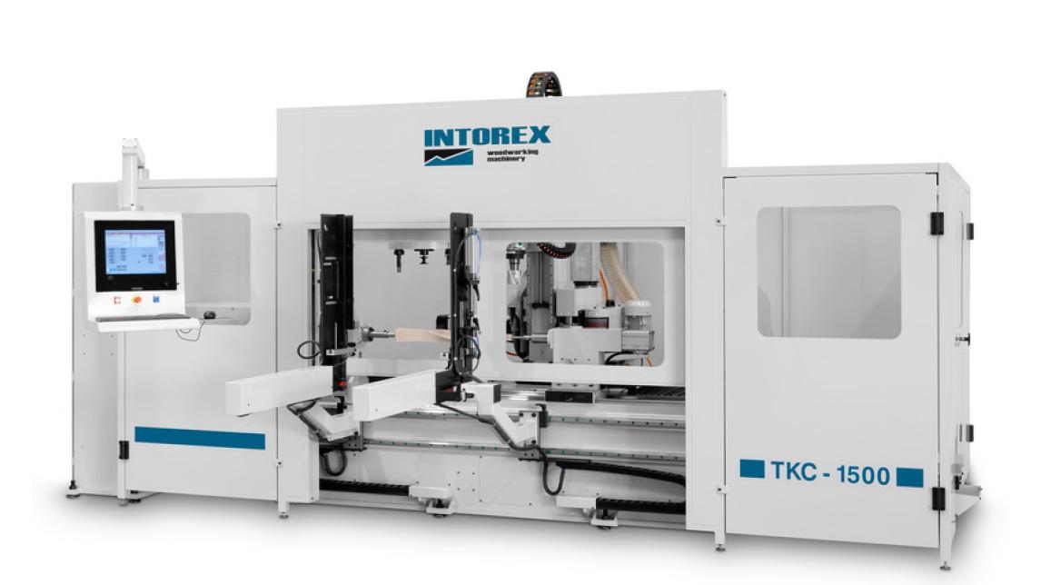 Logo TKC-1500: CNC machining centres
