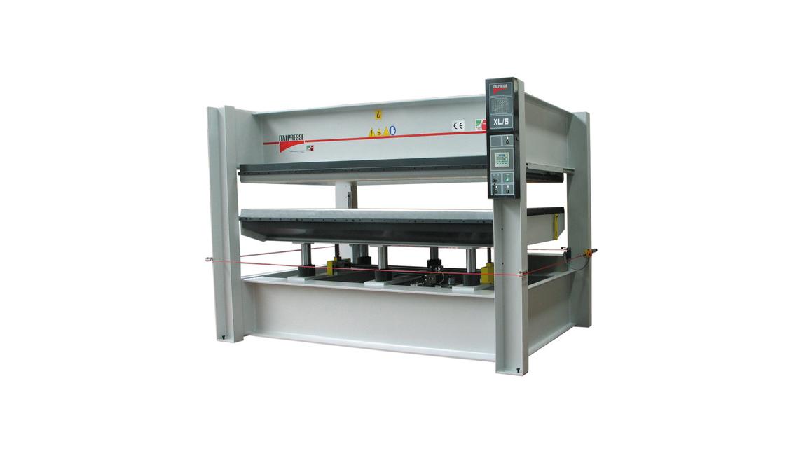 Logo Hydraulic hot presses XL