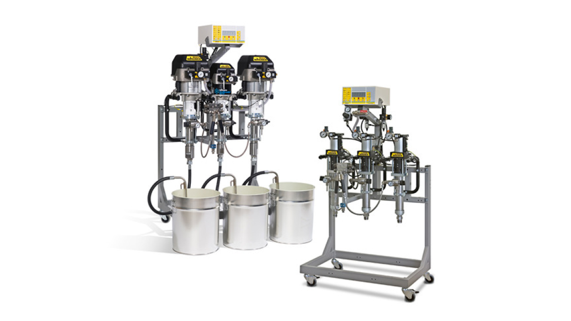 Logo WAGNER TwinControl - Mixing- and dosing system