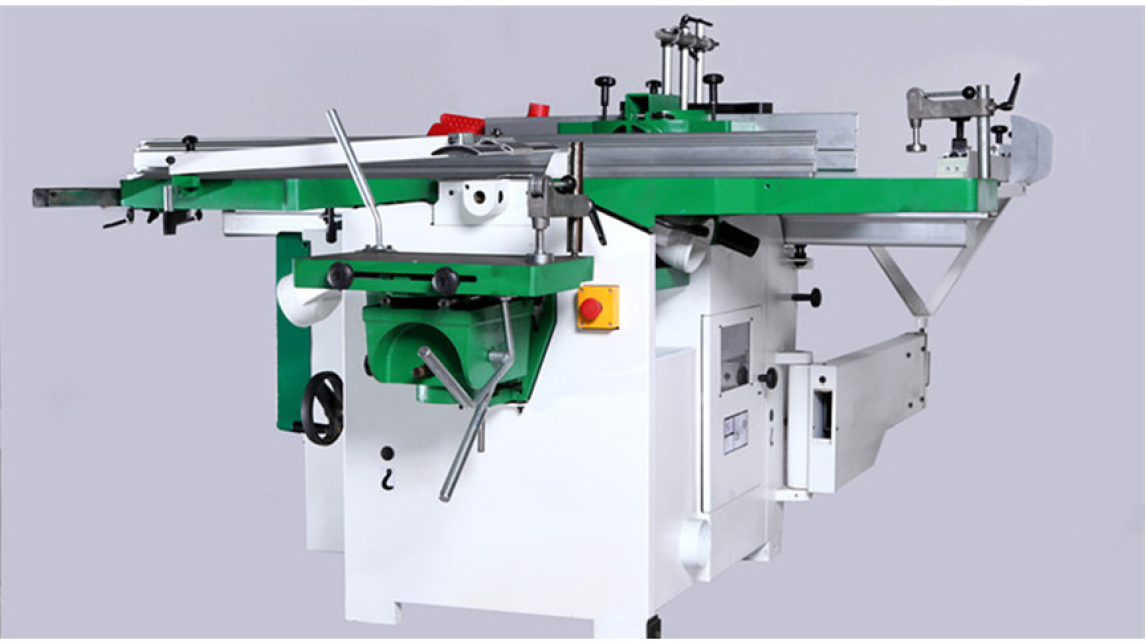 Logo Woodworking Combination Machine ML410