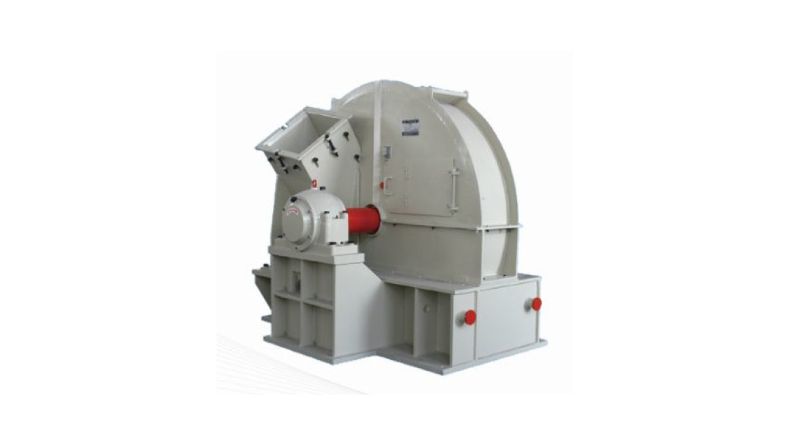Logo Disc Chipper Series