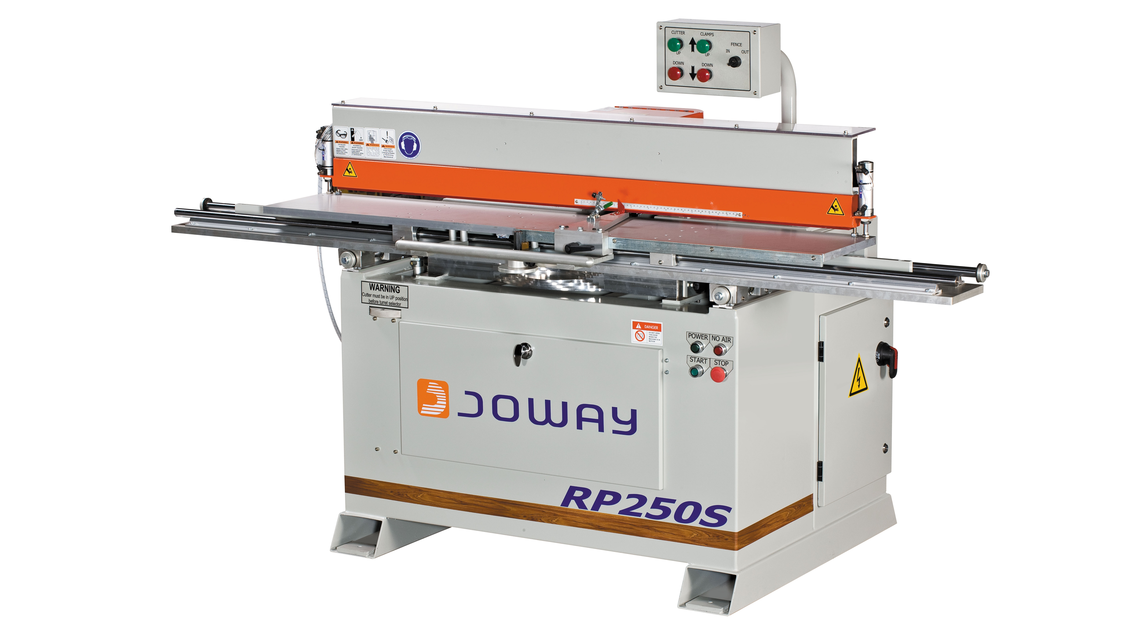 Logo RAISED PANEL DOOR MACHINE