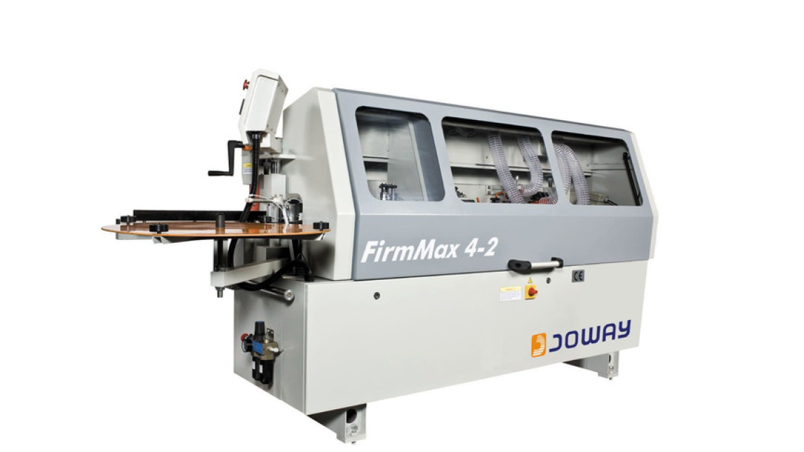 Logo EDGE BANDING MACHINE FirmMax 4-2
