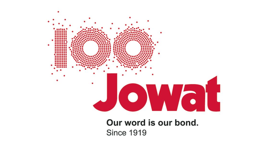 Logo Jowat 100.