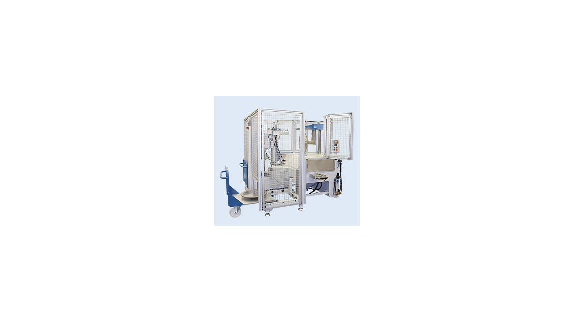 Logo Automatic Sandblasting Machine VSA-K89