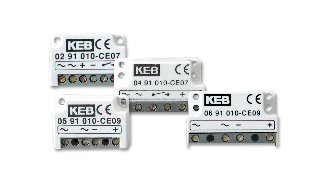 Logo COMBITRON Rectifiers and Switches