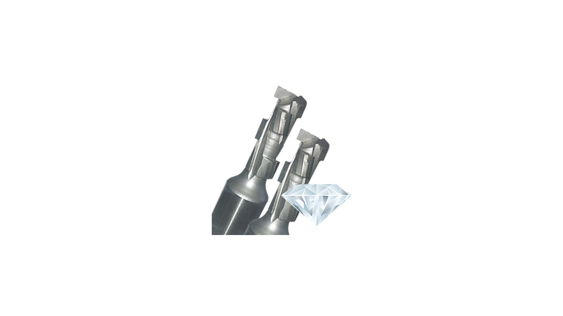 Logo Diamond tipped Cutters