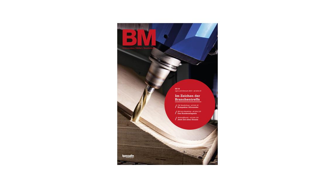 Logo BM Innenausbau / Möbel / Bauelemente