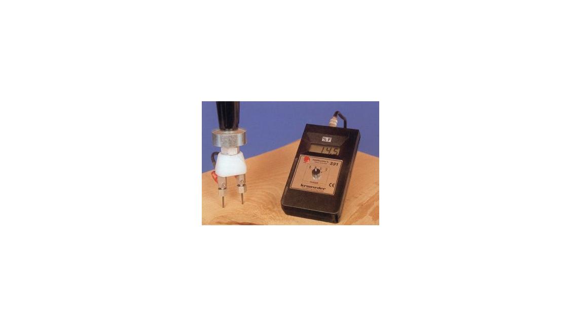 Logo Digital wood moisture measuring equipment