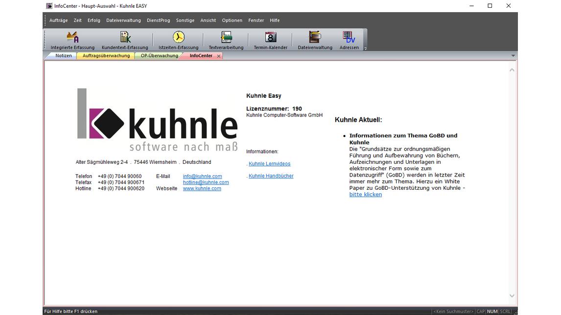 Logo Kuhnle Easy