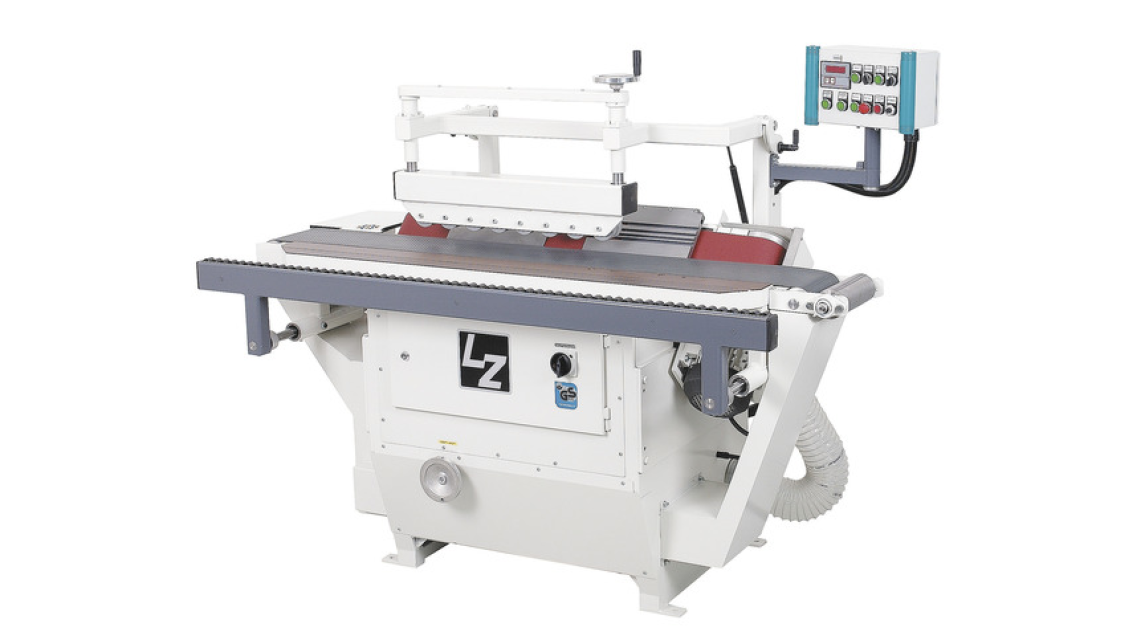 Logo Edge Sanding Machines